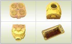 Shell Mold Casting in China